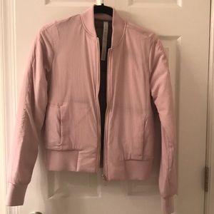 Reversible lululemon bomber jacket. NEW W/O TAGS